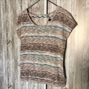 Maurices Knitted Lace Top